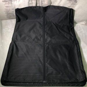 TUMI garment bag extension